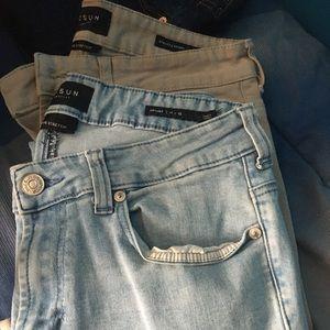 Pac Sun Jeans